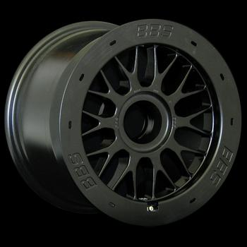 The Forged Magnesium race wheels are available in Silver or Black.