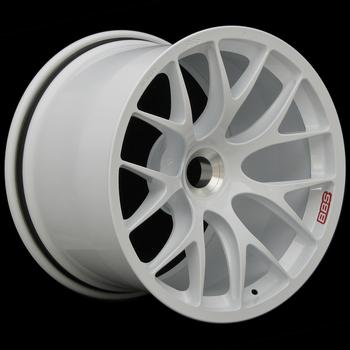 The Forged Aluminum race wheels are available in Silver or Polished.
